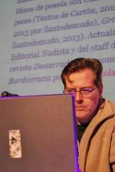 Cristal muestra el sitio web de PALP Series.